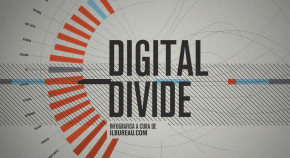 il Bureau - infografica - DIGITAL DIVIDE - testata