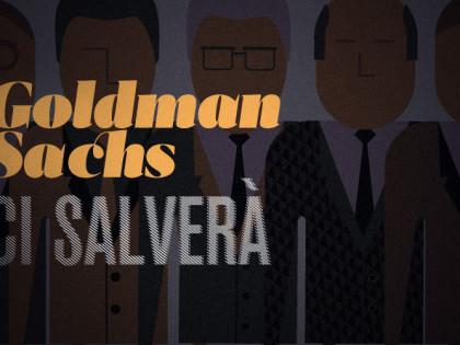 GOLDMAN SACHS CI SALVER&Agrave;<br />Infografica