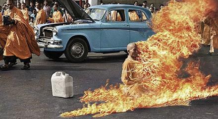 In fiamme per un Tibet libero
