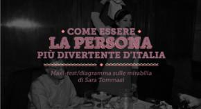 Sara Tommasi incontenibile
