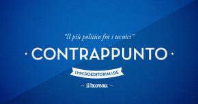 il Bureau - contrappunto - il più politico fra i tecnici