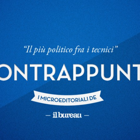 il Bureau - contrappunto - il pi politico fra i tecnici
