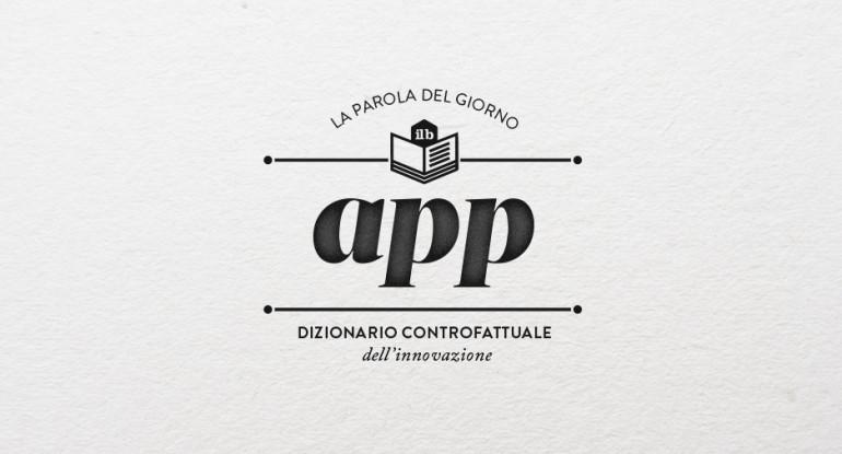 il Bureau - dizionario controfattuale - app