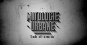 mitologia urbana - 1