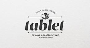 il Bureau - dizionario controfattuale dell'innovazione - tablet