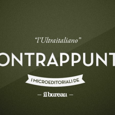 il bureau - contrappunto - l&#039;ultraitaliano
