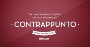 il bureau - contrappunto - situazionismo al potere