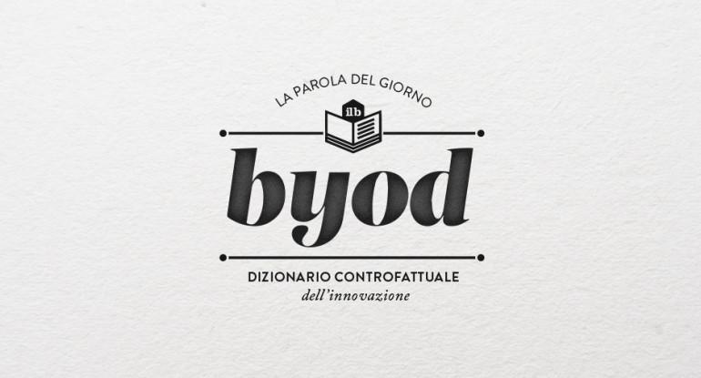 il bureau - dizionario controfattuale - BYOD