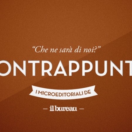 il bureau - contrappunto - che ne sar di noi