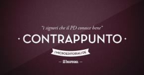 il bureau - contrappunto - i sognori che il PD conosce bene