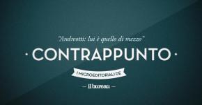 il bureua -  contrappunto - Andreotti - lui è quello in mezzo