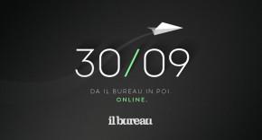 il bureau - dal 30 settembre online