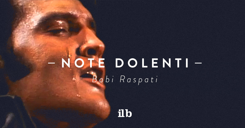 il bureau - Bobi Raspati - Note Dolenti