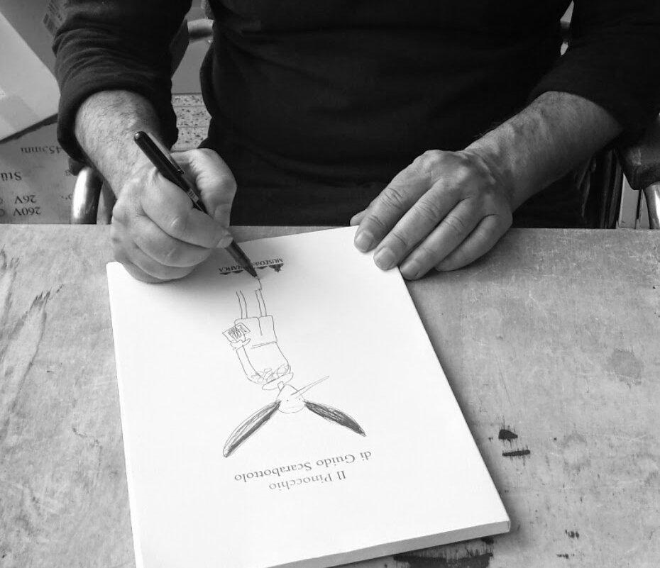 Guido disegna