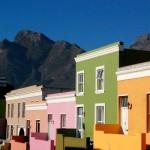 Città del Capo. Il quartiere di Bo Kaap