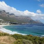 Una spiaggia di Città del Capo